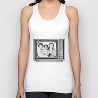 arnold Tank Tops featuring Arnold & willy by label tania