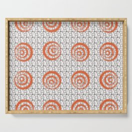 Target Practice #society6 #pattern Serving Tray