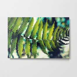 Fern For You Metal Print