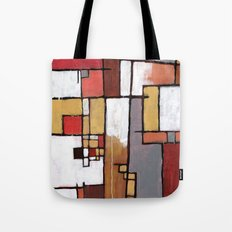 Thoughts of Amsterdam Tote Bag