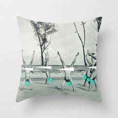 Form Throw Pillow
