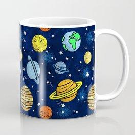 Space and Planets Coffee Mug