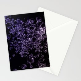 THE DEATH OF A SKULL Stationery Cards