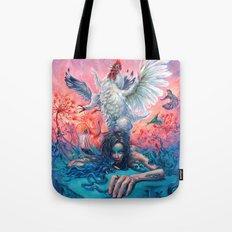 Symphony #4 AM Tote Bag