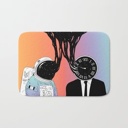 A Portrait of Space and Time ( A Study of Existence) Bath Mat