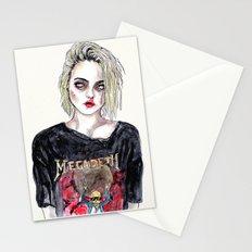 SKY FERREIRA NO,17 Stationery Cards