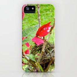 Mini Bird's Nest iPhone Case