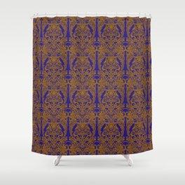 The Grand Salon, Mandarin Shower Curtain