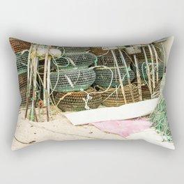 Fishing tackle III Rectangular Pillow