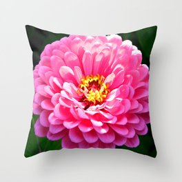 Floral Beauty #3 Throw Pillow