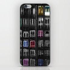 Amsterdam 28 iPhone & iPod Skin