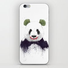 Jokerface iPhone Skin