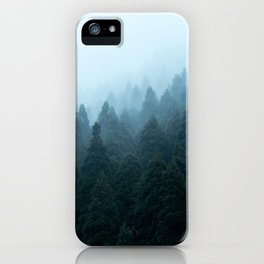 Japanese Forest iPhone Case
