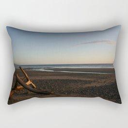 """Washed Ashore"" Rectangular Pillow"