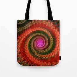 fractal design -49- Tote Bag