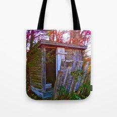 Roadside Shack Tote Bag