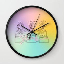 Shook Mickey Mice Wall Clock