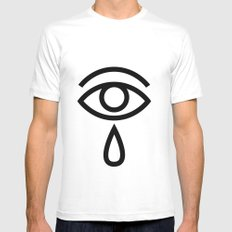 Eye Mens Fitted Tee White MEDIUM