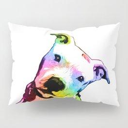 Pit bull | Rainbow Series | Pop Art Pillow Sham