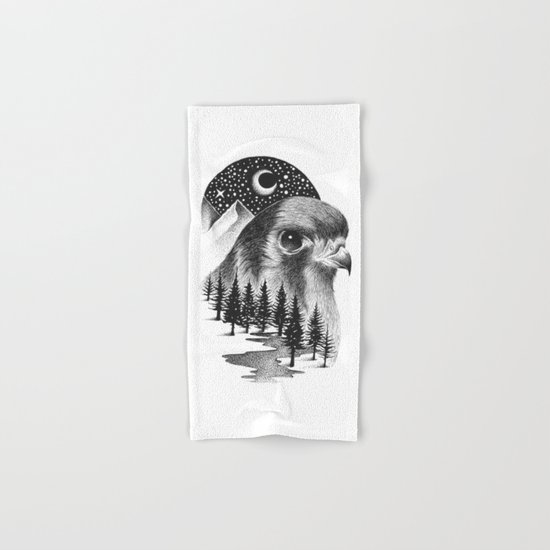 FALCON Hand & Bath Towel