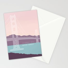 Remembering K-day Stationery Cards