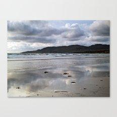 Dooey Strand 2 Canvas Print