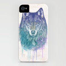 I Dream of Wolf iPhone (4, 4s) Slim Case