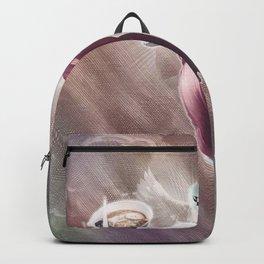 Ramen Alien Jesus Backpack