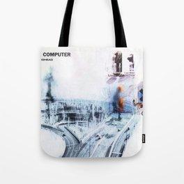 Radiohead - OK Computer Tote Bag