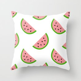 Watermelons! Throw Pillow