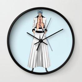 Grimmjow Jaegerjaquez Wall Clock