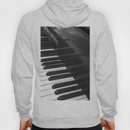 Old grand piano Hoody