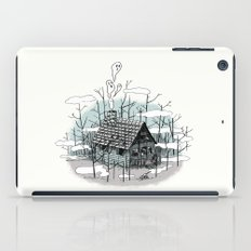 DEEP IN THE HEART OF THE FOREST iPad Case