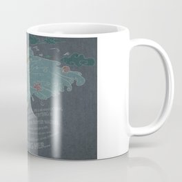 She is the Sea Coffee Mug
