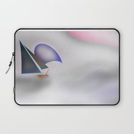 My Clouding Mountains - shoes stories Laptop Sleeve