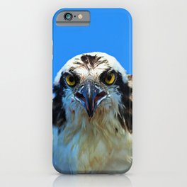 Who Are You Lookin At iPhone Case