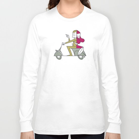 Lovers hug Long Sleeve T-shirt