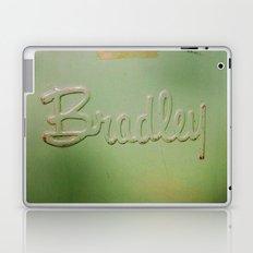 Bradley Laptop & iPad Skin