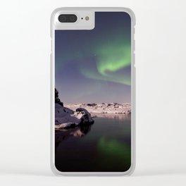 Aurora 3 Clear iPhone Case