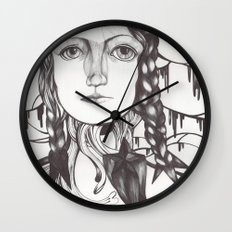 Recuerdos Wall Clock