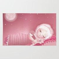 sleep Area & Throw Rugs featuring Sleep by Diana_Amaral