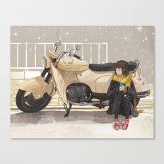 SW-1 Canvas Print