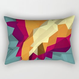 SPIKE III Rectangular Pillow