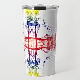 Smoke Cross 4 Travel Mug