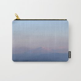 mount etna at sunset Carry-All Pouch