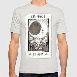 alpha beta gamma T-shirt