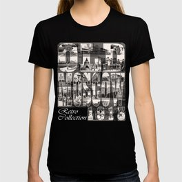 Old Moscow T-shirt