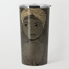 lady like Travel Mug