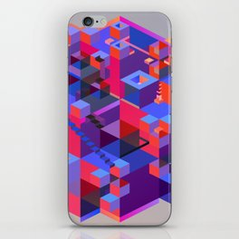 Everything is on the inside iPhone Skin