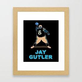 Jay Gutler Framed Art Print